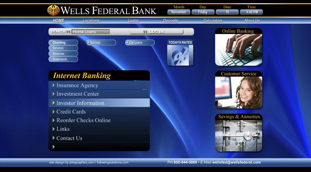 Wells Federal